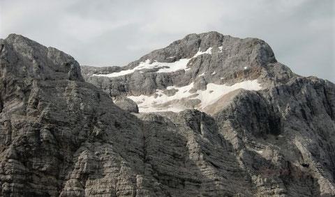 Julische Alpen, Mangart, Wischberg,Triglav, Montasch, Julius Kugy, Tominsek Prag Weg