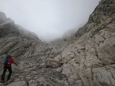 Für Geologen aus aller Welt sind die Karnischen Alpen ein Paradies