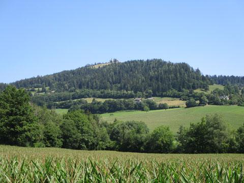 Magdalensberg, Gipfel