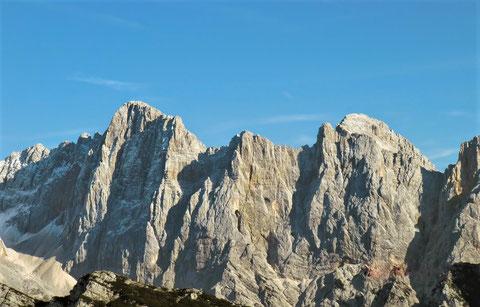 Škrlatica 2.740 m