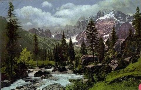 Ciclovia Alpe Adria Radweg, Kanaltal, Julische Alpen, Tarvis, Alpe Adria Trail, Valbruna, Seisera