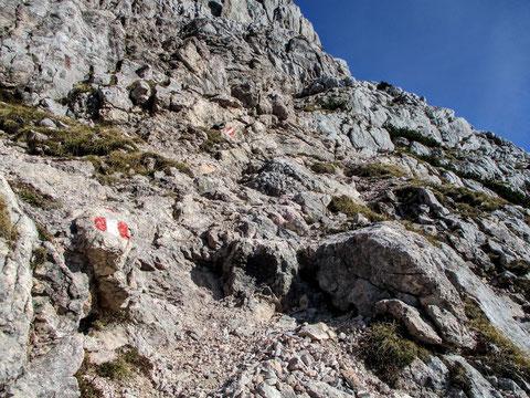 Karnische Alpen, Klettersteig