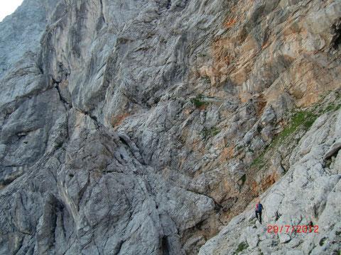 Julische Alpen, Prisank Klettersteig