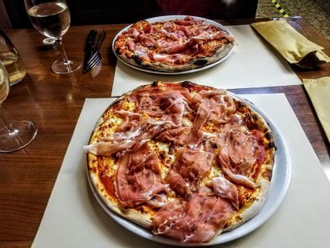 Pizza, Pontebba
