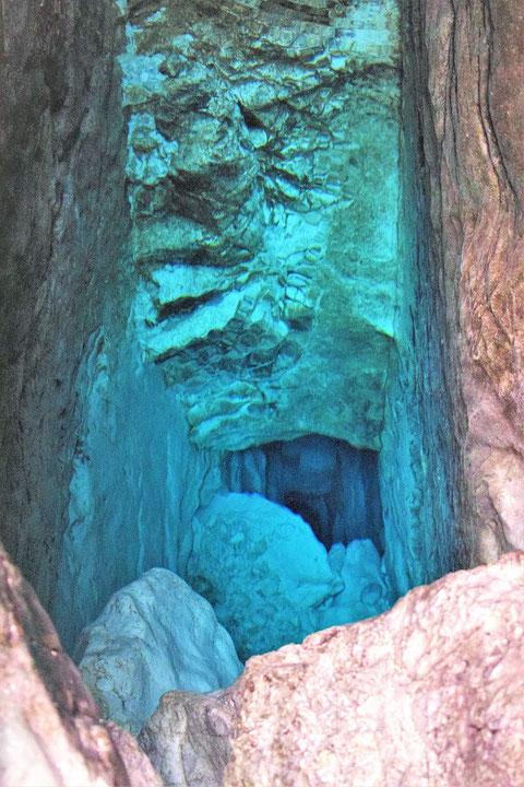 Soca Quelle, Isonzo, Julische Alpen, Triglav Nationalpark