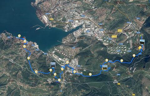 Die 37. und letzte Etappe des Alpe-Adria-Trails