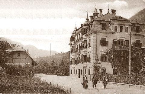 Kurort Mittewald 1902