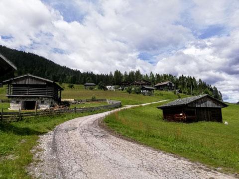 Bergbauernhof, Lesachtal
