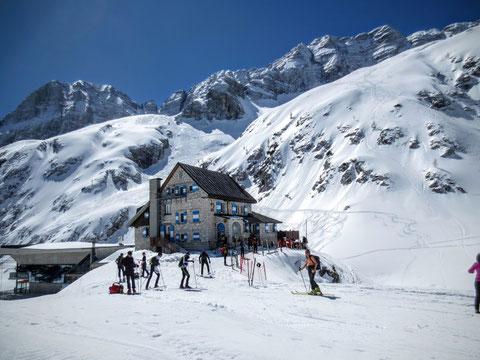 Julische Alpen, Sella Nevea, Gilberti