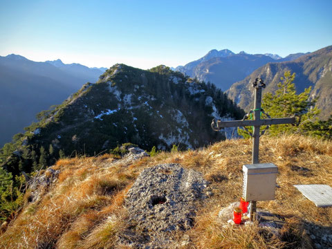 Monte Nebria, Luschari, Wolfsbach, Valbruna, Kanaltal, Julische Alpen