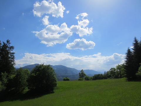 Weinitzen, Naturpark Dobratsch, Schütt