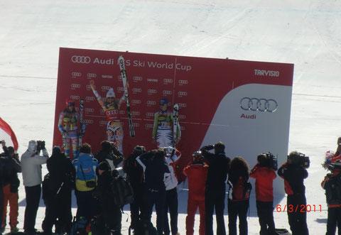 Tarvis Ski Weltcup 2011, Luschari, Lussari
