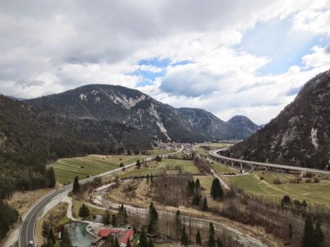 Julische Alpen bei Tarvis