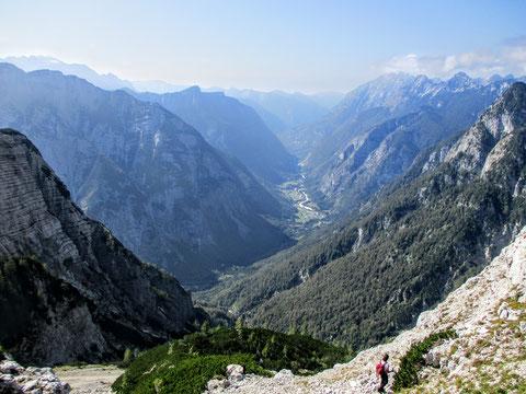 Pogacnik Haus, Kriz Seen, Julische Alpen, Triglav, Trenta
