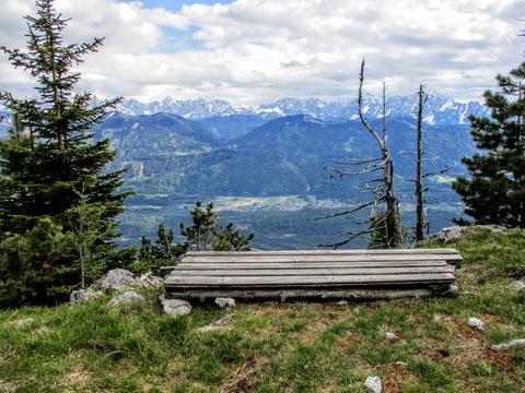 Dobratsch, Villacher Alpenstraße, wandern, Kranzwandsteig