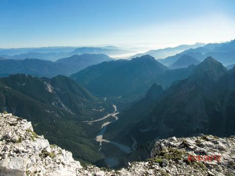 Montasch, Valbruna, Julische Alpen
