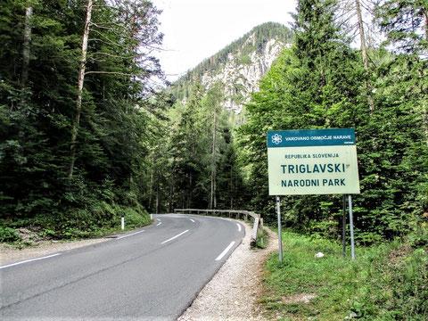 Alpe Adria Trail, Triglav Nationalpark, Soca, Julische Alpen