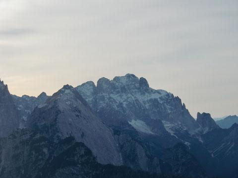 Raibl, Cave del Predil, Königsberg, Monte Re, Julische Alpen