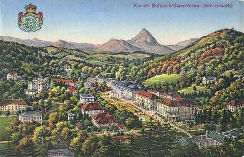 Rogaška Slatina, Rohitsch Sauerbrunn, Slowenien