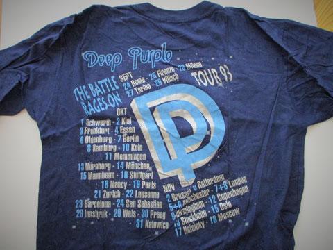 Deep Purple Villach 1993