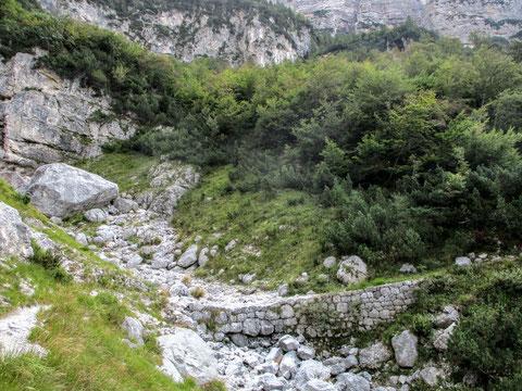 Pogačnik-Haus, Kriz Seen, Trenta, Triglav, Julische Alpen