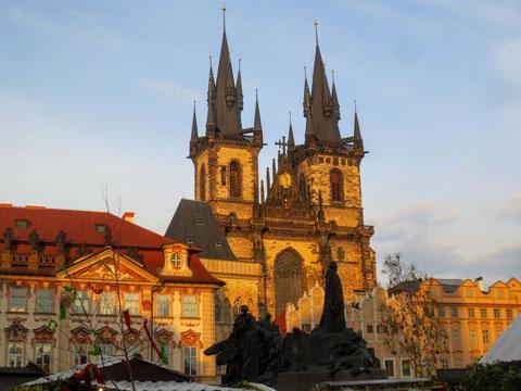 Prag, Kirche