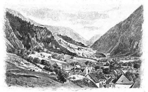 Malborgeth, Kanaltal