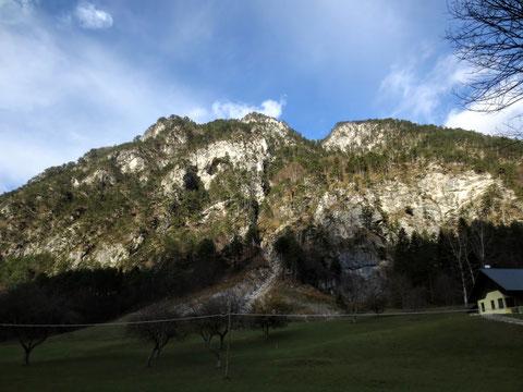 Malborgeth, Kanaltal, Soldatenweg