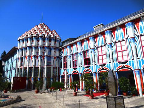 Das Hotel Fuchspalast in St. Veit