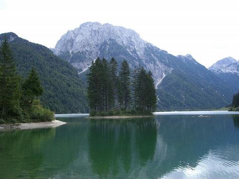 Raibler See (Lago del Predil)