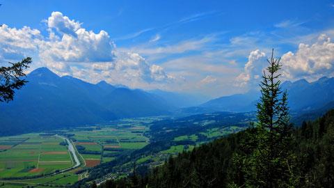 Dobratsch, Villacher Alpe, Schütt