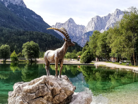 Zlatorog, Kransjka Gora, Jasna See, Alpe Adria Trail