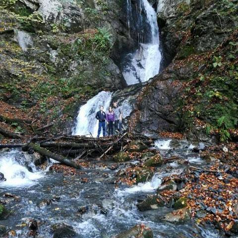 Wasserfall, Arnoldstein