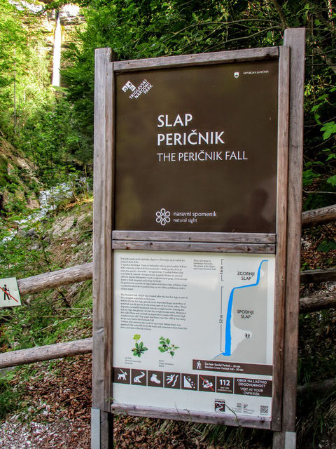 Peričnik, Julische Alpen, Mojstrana