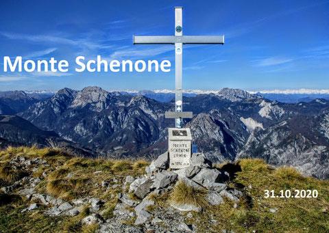 Monte Schenone 31.10.2020