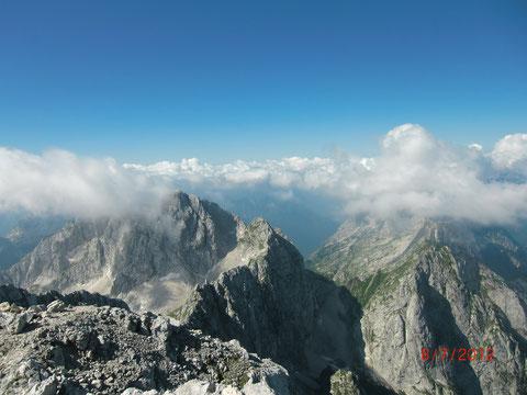 Jalovec, Julische Alpen