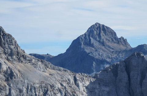 Julische Alpen, Triglav, Prisank, Prisojnik