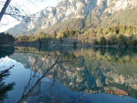 Dobratsch, Schütt, Bergsturzgebiet, Weinitzen, Gail