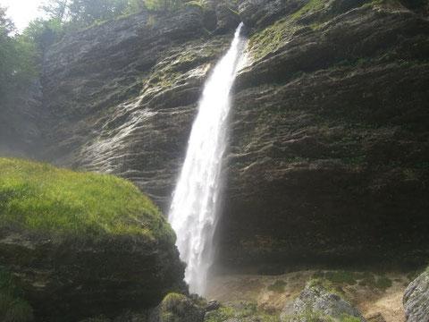 Pericnik Wasserfall (Slap Peričnik)