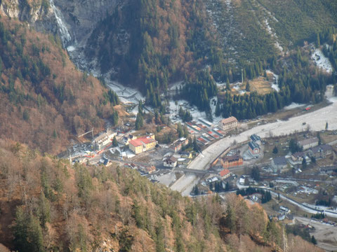 Der ehemals weltberühmte Bergwerksort Raibl (Cave del Predil) - Die Railber Schichten sind heute noch ein weltweiter Begriff in der Geologie