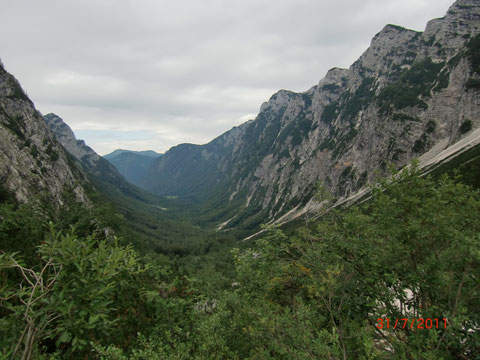 Julische Alpen, Triglav Nationalpark