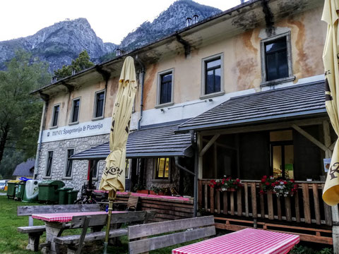 Soca, Trenta, Julische Alpen, Triglav Nationalpark, Alpe Adria Trail
