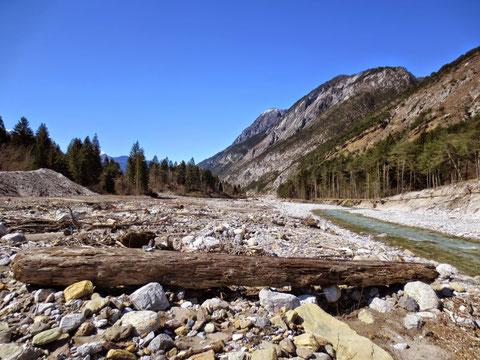 Julische Alpen, Kanaltal, Tarvis