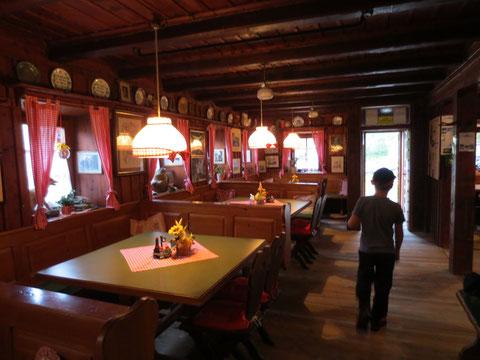 Auf Wiedersehn, Osnabrücker Hütte - es war sehr schön bei dir !