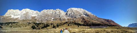 Forca dei Disteis, Montasch, Pecol, Julische Alpen, Sella Nevea