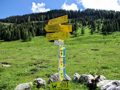 Egger Alm, Hermagor, Gailtal, Mountainbike