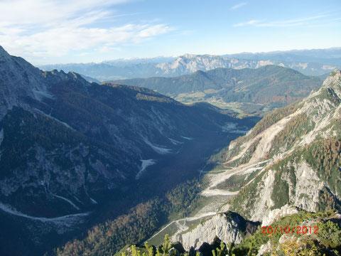 Tamar, Kranjska Gora, Jalovec, Julische Alpen