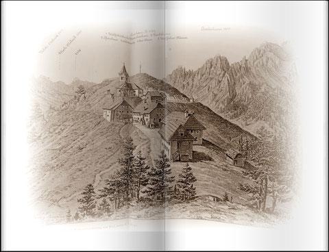Luschariberg 1890