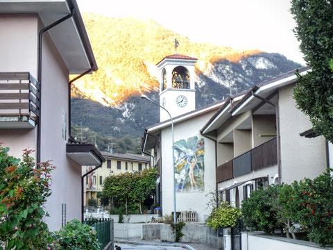 Tagliamento, Monte San Simeone, Radtour, Mountainbike