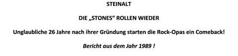 Rolling Stones, Spielberg, Mick Jagger